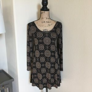 Forever 21 tunic dress, size M.